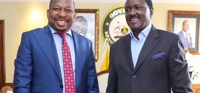 What you're doing to Nairobians is remarkable and encouraging - Kalonzo lauds Sonko