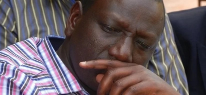 Raila's aide mercilessly hits Ruto below the belt, tears the DP apart for claiming the NASA leader was on an extortion spree