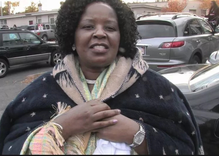 Bishop Wanjiru reacts after Sakaja withdraws from the Nairobi gubernatorial race