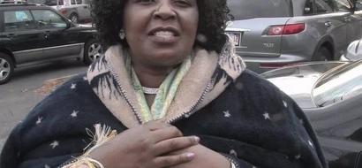 Askofu Margaret Wanjiru aaibishwa na Miguna kwenye televisheni