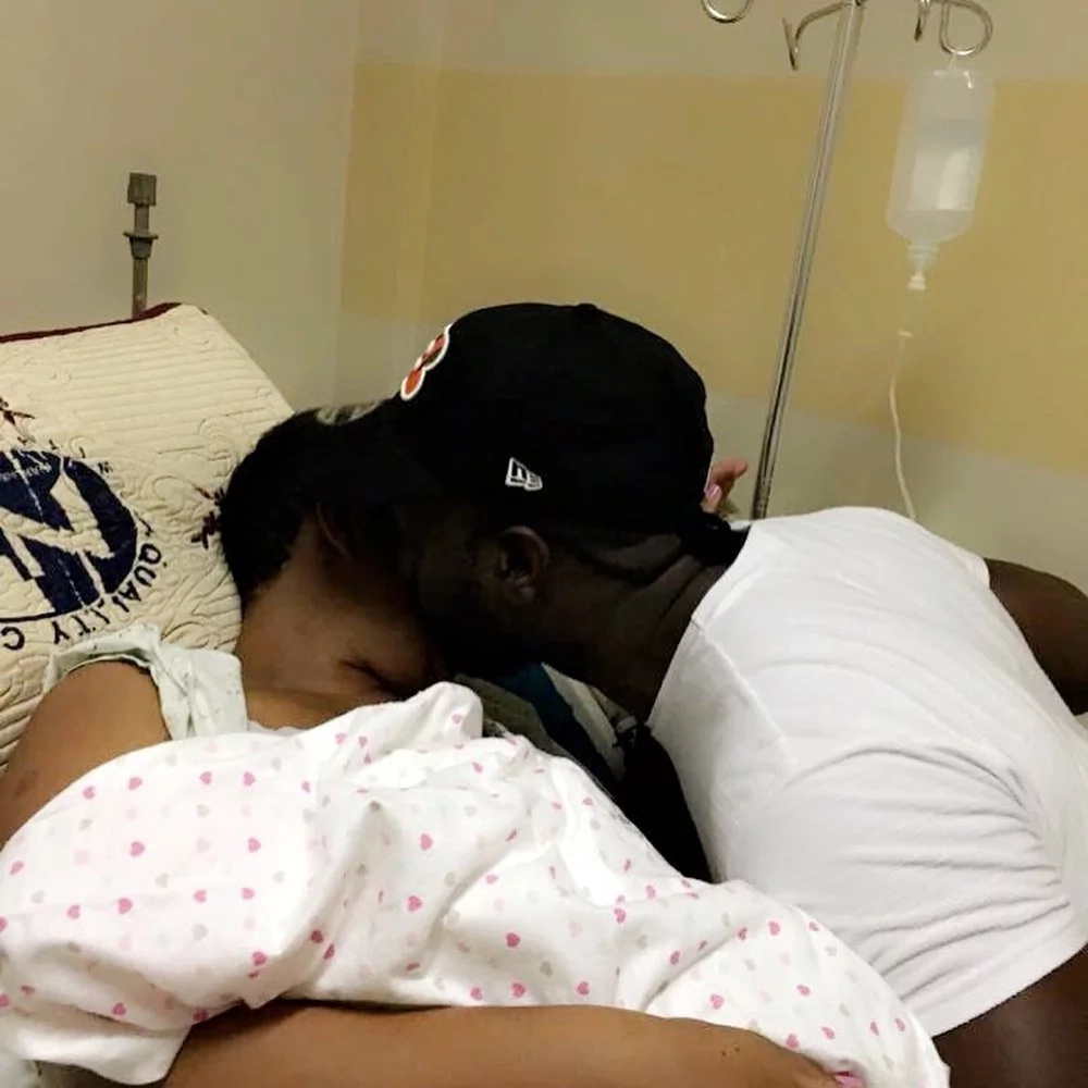 Popular Ugandan heartthrob Bebe Cool and his wife welcome baby number 5