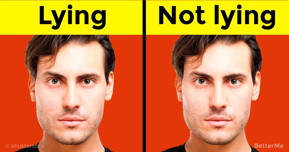 10 easy ways to find out that someone is lying to you