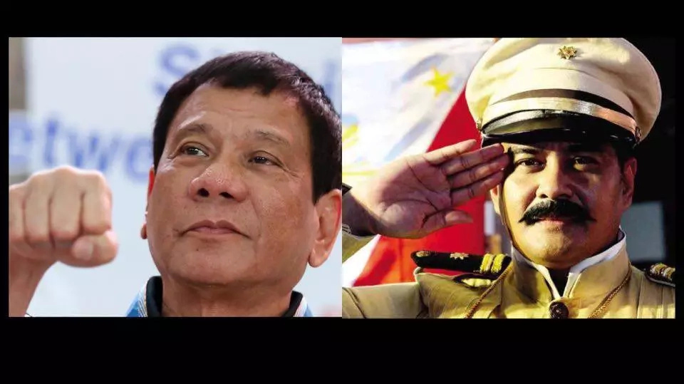 What makes Duterte a modern-day Heneral Luna