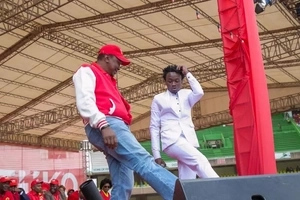 11 photos of Bahati looking sinfully hot in suits