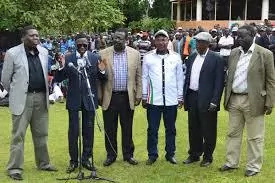 Minister piles pressure on Moses Wetangula to leave CORD