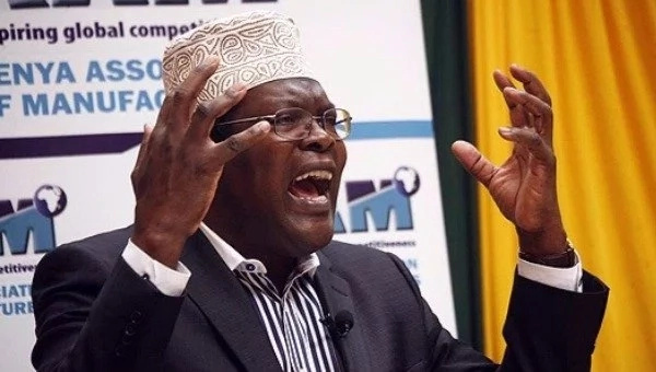 NRM's self appointed general, Miguna Miguna, disowns NASA's move to postpone Raila's swearing in