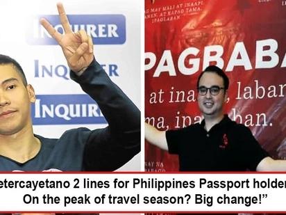 'Ibang klase ang pagbabago natin!' Enchong Dee taunts Sen. Alan Cayetano, complains about only 2 immigration officers on duty during peak season