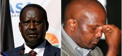 Controversial Jubilee MP takes a swipe at Raila's inauguration as he asks the Govt to let him go ahead with his plan