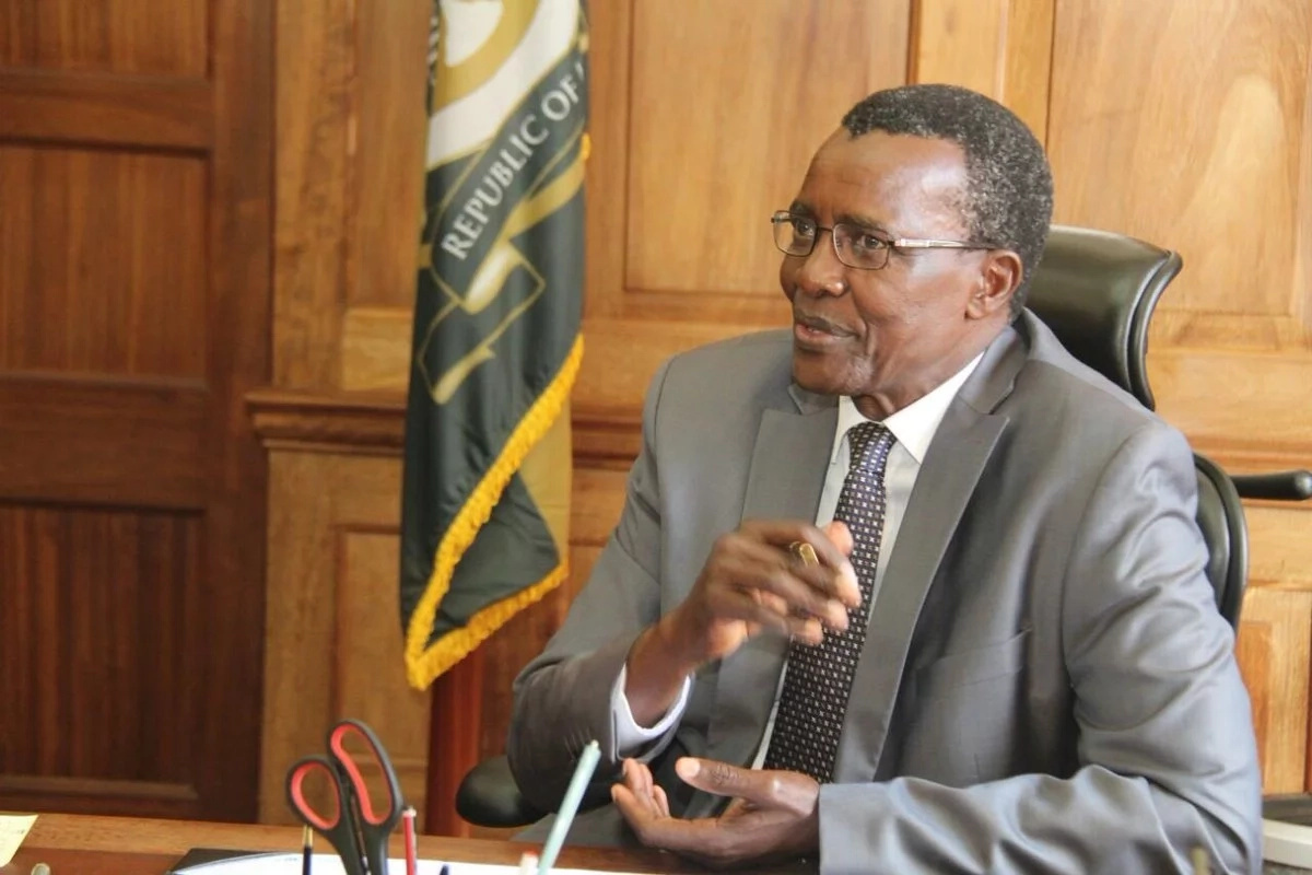 Failure to obey court orders has consequences-Maraga tells govt amidst Miguna drama