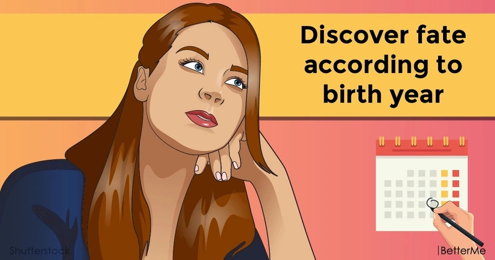 Discover fate according to birth year