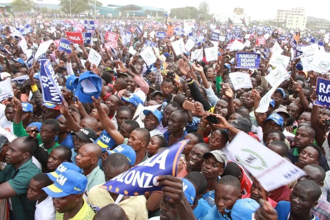 NGUZO 7 muhimu za NASA zazinduliwa rasmi na Raila ili kumng'atua Uhuru Agosti