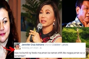 Rosanna Roces & netizens bash Vicki Belo for saying something shocking about Duterte! The reason is unbelievable!