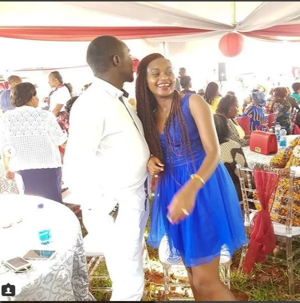 Mike Sonko's ex son-in law Ben Gatu parades new bae in new enviable photos