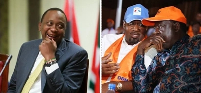 Raila finally agrees with Uhuru on something and it's FRIGHTENING