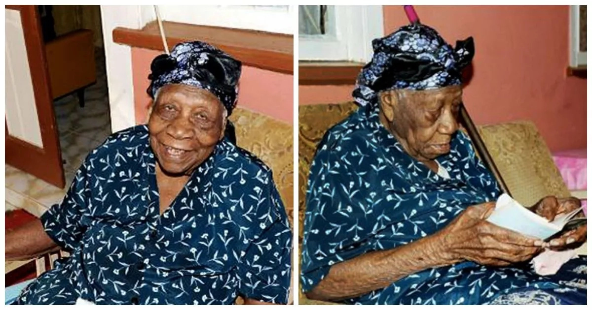 WOW! Meet woman, 117, who became world's OLDEST living person (photos, video)