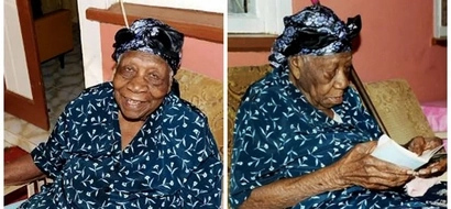 Congratulations! Meet woman, 117, who became world's OLDEST living person (photos)