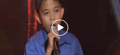 This kid has the most epic version of hit song 'Faithfully'...how he did it will give you goosebumps!