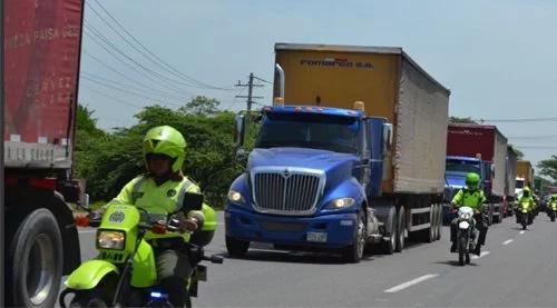 Paro camionero, más medidas para mitigar sus efectos