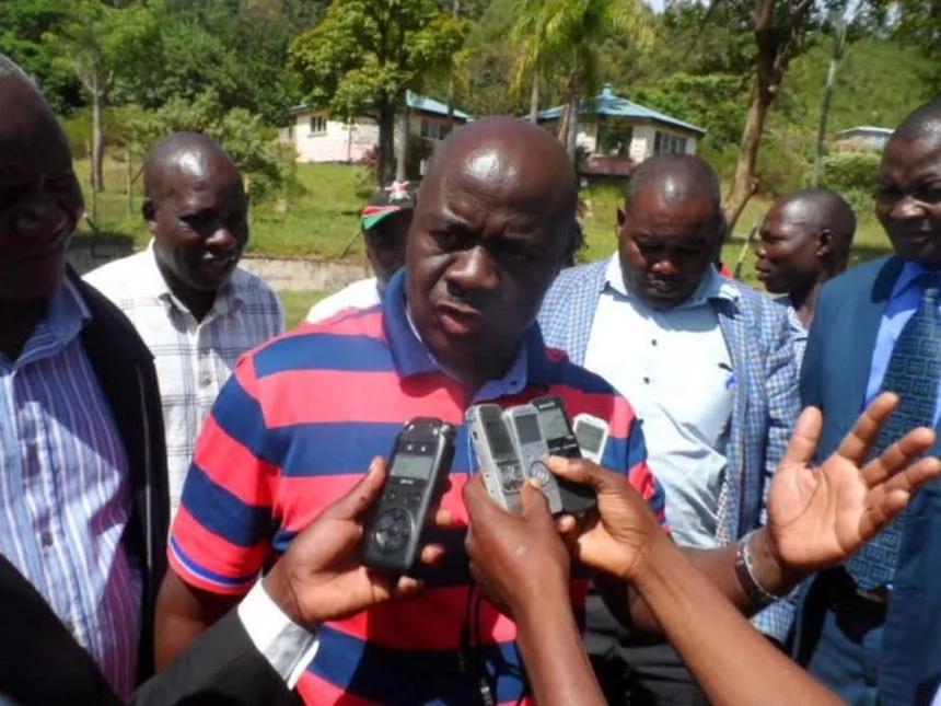 Moses Wetangula told not to trust Raila Odinga
