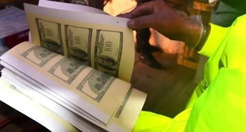 Duro golpe contra los falsificadores de dinero en Medellín