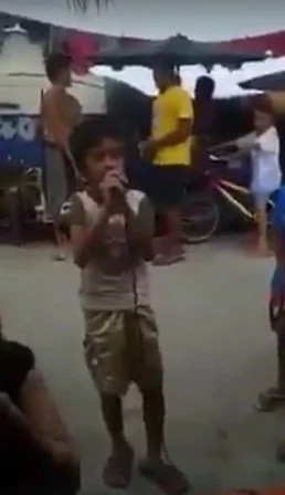 Is this boy the next Darren Espanto?