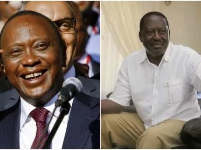 16 most expensive properties owned by Raila Odinga and Uhuru Kenyatta's families