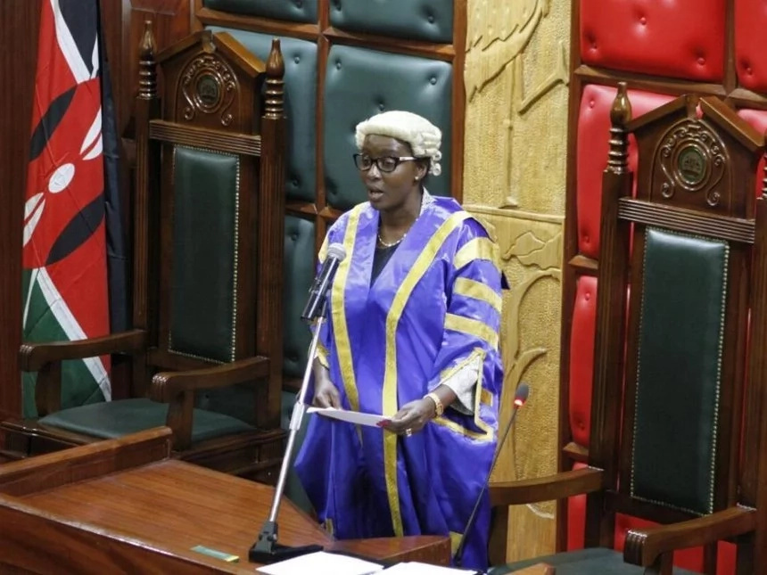 Nairobi County NASA MCAs walk out of chamber over People's Assembly motion controversy