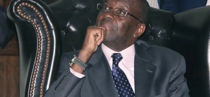 Willy Mutunga walks into another job hours after retiring as Chief Justice