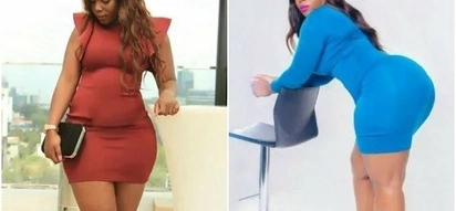 Dirty photos of socialite Risper Faith's ugly past return to haunt her after KSh 2.5 million dowry