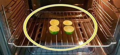 Puso 2 limones en el horno, en la mañana lo prendió y logró un resultado sorprendente
