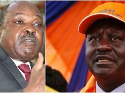 """Raila's rallies are the reason for slow county development,"" ODM governor now claims"