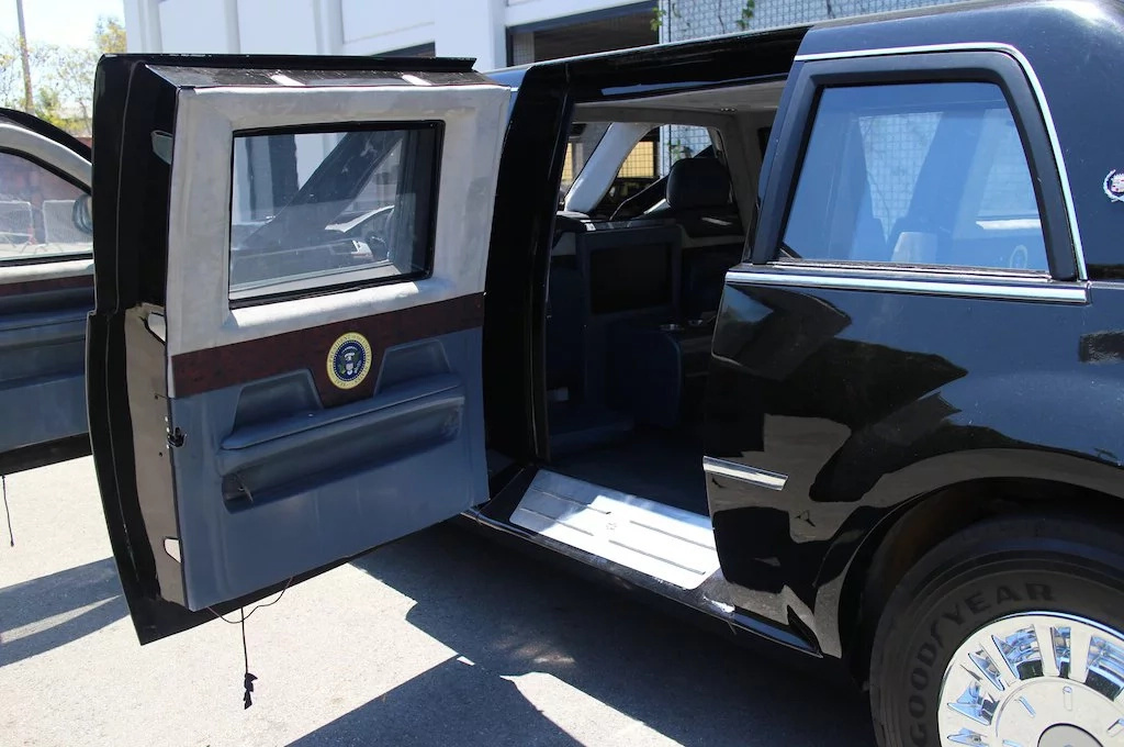 7 Startling Things About The Car Obama Will Use While On Nairobi Tour