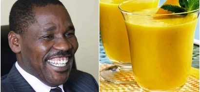 Everyone is laughing at Governor Munya's appetite after seeing this photo