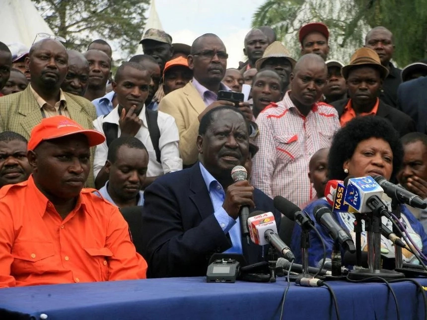 Elizabeth Ongoro reveals the rot in Raila Odinga's house after leaving ODM