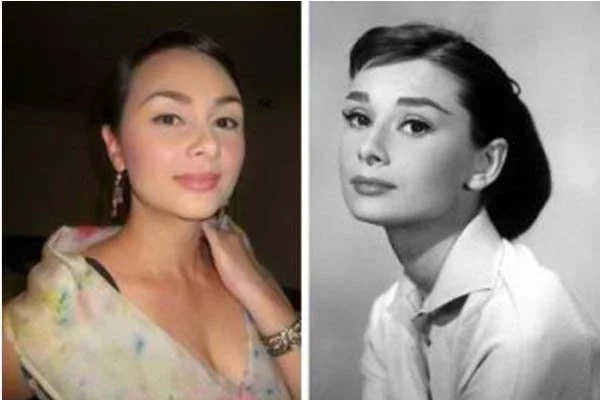 Celebrities' Doppelgangers, clones, or in local parlance, pinag-biyak na bunga