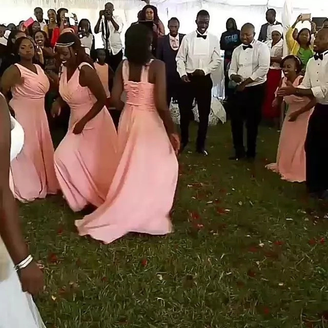 Born again Afro-soul songstress Cece Sagini ties the knot in an invites-only wedding