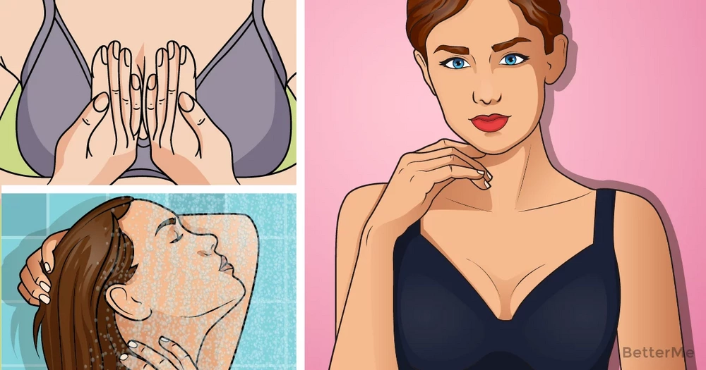 6 ways to keep your breasts firm