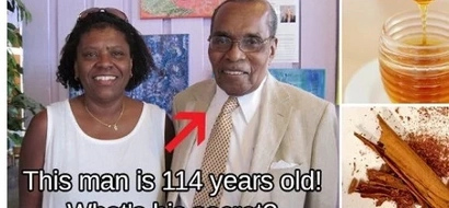 114-year-old man gives an advice on longevity. He surely knows the secret!
