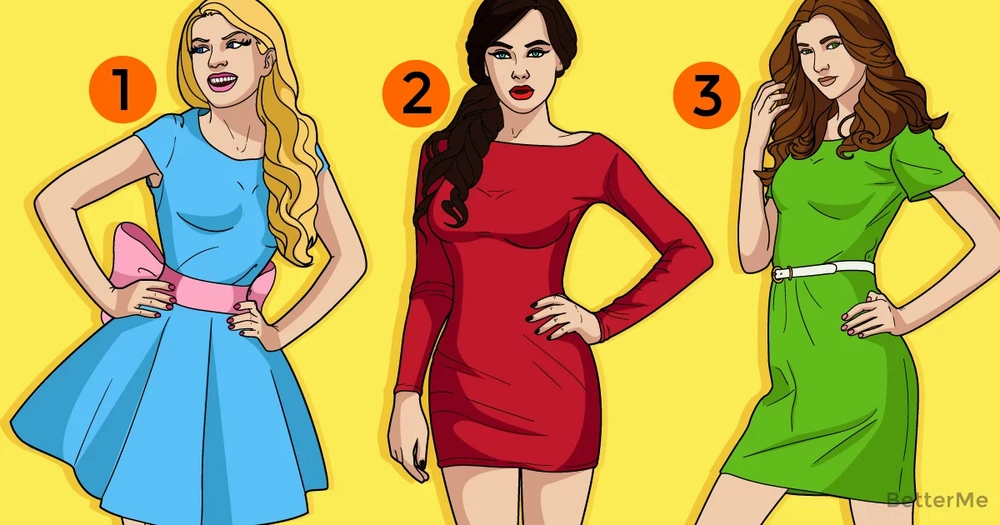 What your favorite color in clothes says about your personality