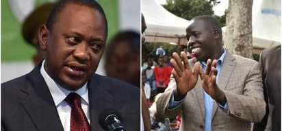 Stop Raila Odinga's planned swearing-in by all means - President Uhuru advised