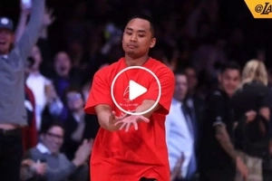 Savage Pinoy wins almost P5M after hitting halfcourt shot in Lakers game