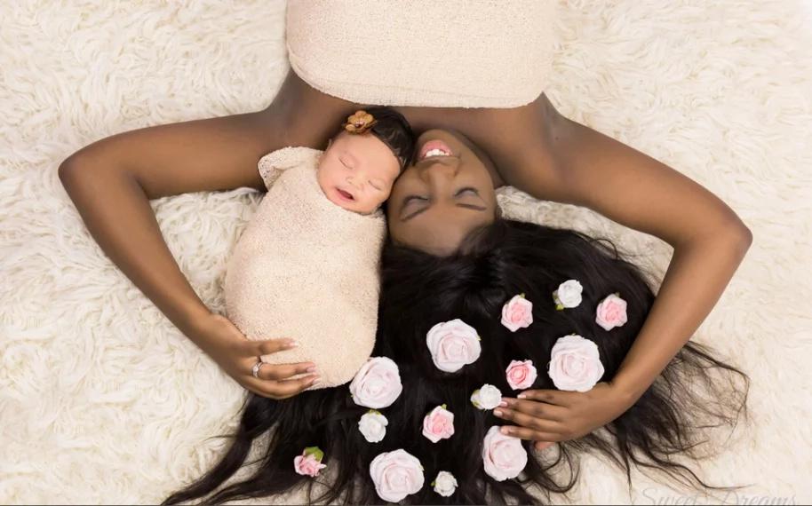 Exclusive photos of the Kiunas granddaughter