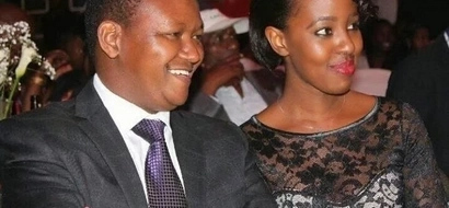 Governor Mutua publicly reveals the romantic thing he does for his hot wife