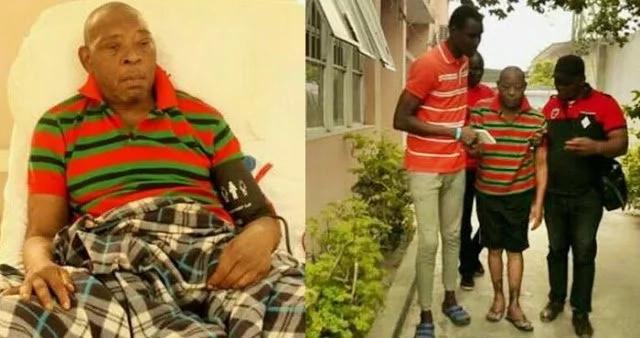Nigerian actor dies