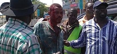 2 dead, several shot in Nyanza during anti-IEBC demos