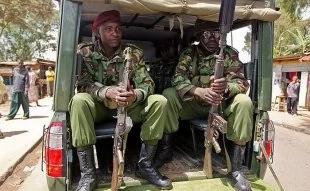 Afisa wa polisi wa ngazi ya juu apewa kichapo cha mbwa na maafisa wa GSU