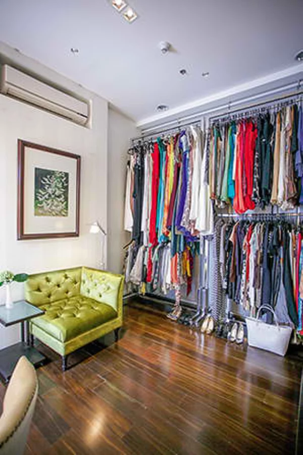 "Home away from home: Korina Sanchez-Roxas's eclectic Asian condo unit in Taguig, her personal ""storage"" space"