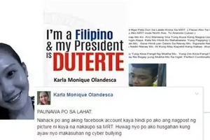Viral MRT girl blames hackers for infiltrating FB account, threatens to file suit for cyberbullying