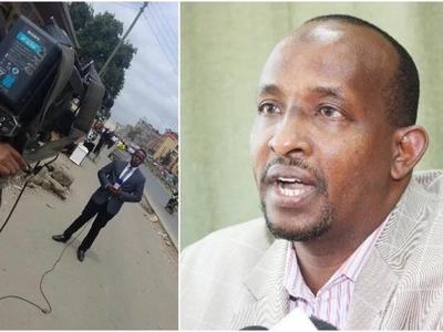 KTN Journalist exposes Duale