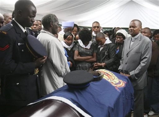 Sad! Take a look at how Kenyans have forgotten this hero (Photos)